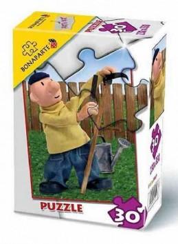 Puzzle 30 deskové - Pat a Mat - neuveden