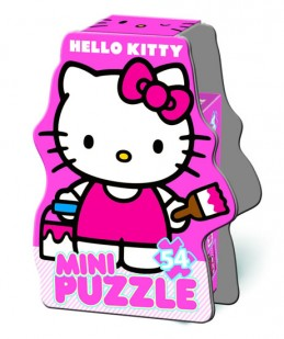 Puzzle Mini 54 - Hello Kitty II. - neuveden