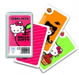 Černý Petr - Hello Kitty - neuveden