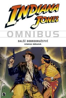 Indiana Jones - Omnibus - Další dobrodružství - kniha druhá - Michelinie a kolektiv David