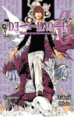 Death Note - Zápisník smrti 6 - Oba Cugumi, Obata Takeši,