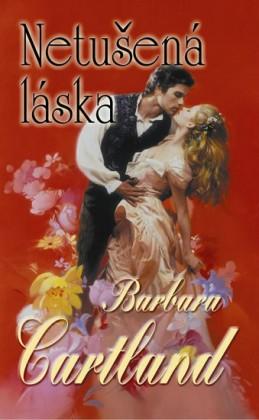 Netušená láska - Cartland Barbara