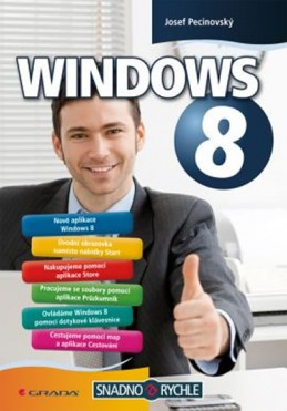 Windows 8 snadno a rychle - Pecinovský Josef