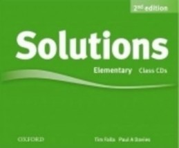 Maturita Solutions Elementary 2nd Edition Class audio CDs - Falla Tim
