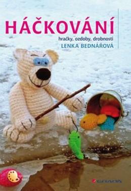 Háčkování - hračky, ozdoby, drobnosti - Bednářová Lenka