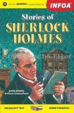 Stories of Sherlock Holmes / Případy Sherlocka Holmese - Zrcadlová četba - Doyle Arthur Conan