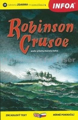 Robinson Crusoe - Zrcadlová četba - Defoe Daniel