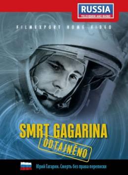 Smrt Gagarina: Odtajněno - DVD - neuveden