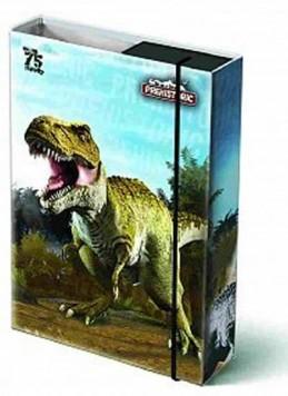 Box na sešity A5 - Prehistoric 3D - neuveden
