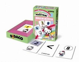Vzdělávací karty - Počítání - Hello Kitty - neuveden