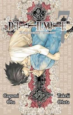 Death Note - Zápisník smrti 7 - Oba Cugumi, Obata Takeši,