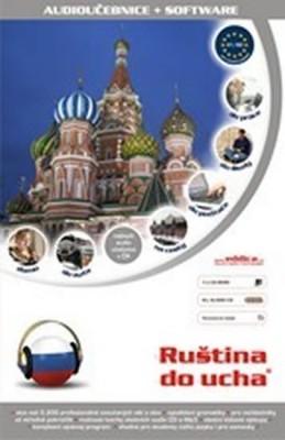 Ruština do ucha - CD - neuveden