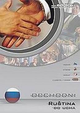 Obchodní ruština do ucha - CD - neuveden