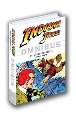 Indiana Jones - Omnibus - Další dobrodružství - kniha třetí - Ditko a kolektiv Steve