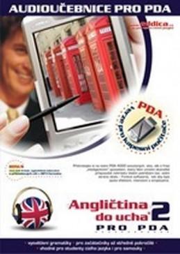 Angličtina do ucha 2. pro PDA - CD - neuveden
