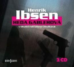 Heda Gablerová - 2CD - Ibsen Henrik