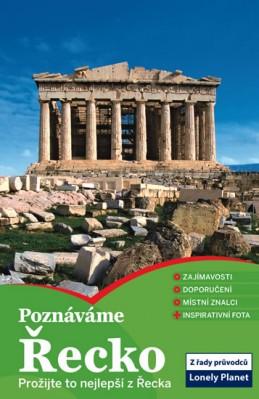 Poznáváme Řecko - Lonely Planet - neuveden