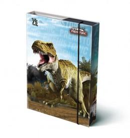 Box na sešity A4 PREHISTORIC 3D - neuveden