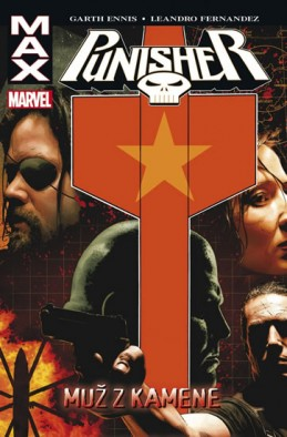 Punisher MAX 7 - Muž z kamene - Ennis Garth, Fernandez Leandro
