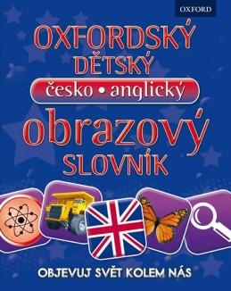 Oxfordský dětský česko-anglický obrazový slovník - Objevuj svět kolem nás - neuveden