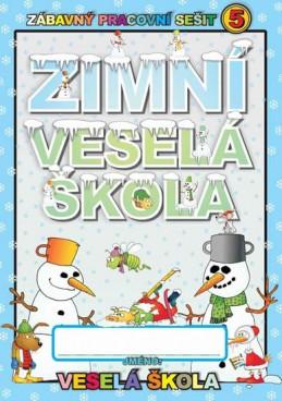 Zimní veselá škola - Mihálik Jan