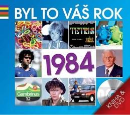 Byl to váš rok 1984 - DVD+kniha - neuveden