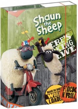 Ovečka Shaun - Desky na sešity A5 - neuveden