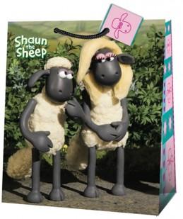 Ovečka Shaun, dárková taška, velká - neuveden