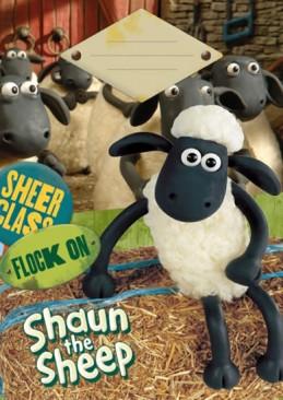 Ovečka Shaun - Sešit A5, 20 listů, linkovaný - neuveden