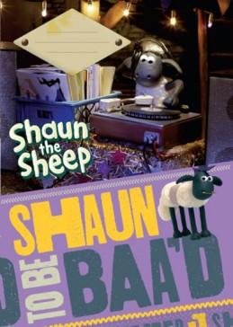 Ovečka Shaun - Sešit A4, 40 listů, nelinkovaný - neuveden