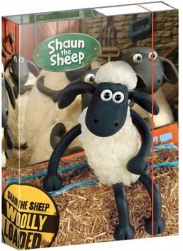 Ovečka Shaun - Desky na sešity A4 - neuveden