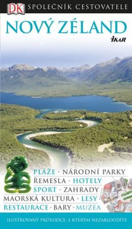 Nový Zéland - Společník cestovatele - neuveden