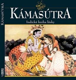 Kámasútra - Indická kniha lásky - neuveden