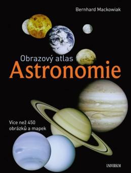 Obrazový atlas. Astronomie - Mackowiak Bernhard