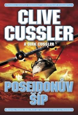 Poseidonův šíp - Cussler Clive, Cussler Dirk
