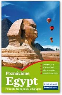 Poznáváme Egypt - Lonely Planet - neuveden