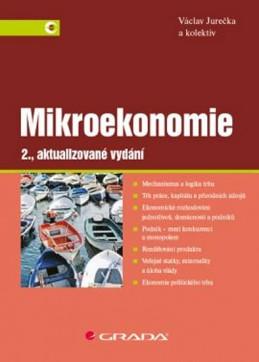 Mikroekonomie - Jurečka a kolektiv Václav