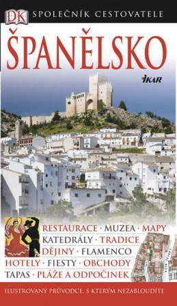 Španělsko - Společník cestovatele - neuveden