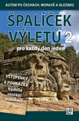Špalíček výletů pro každý den jeden 2. - Autem po Čechách, Moravě a Slezsku - Soukup Vladimír, David Petr