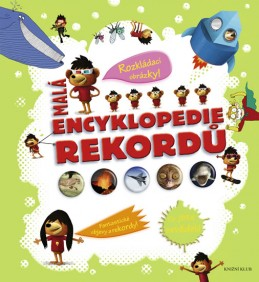 Malá encyklopedie rekordů - Grinberg Delphine