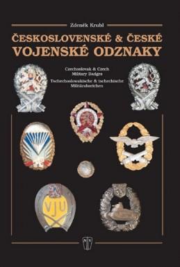Českoslovské a české vojenské odznaky - Krubl Zdeněk