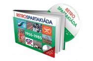 Retro Spartakiáda 1955-1985 - DVD + kniha
