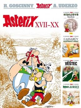 Asterix XVII - XX - Goscinny R., Uderzo A.