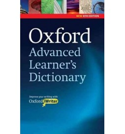 Oxford Advanced Learner´S Dictionary 8th Edition + Cd-Rom Pack