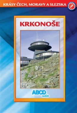 Krkonoše DVD - Krásy ČR - neuveden
