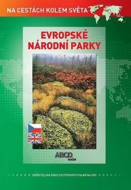 Evropské Národní parky DVD - Na cestách kolem světa - neuveden