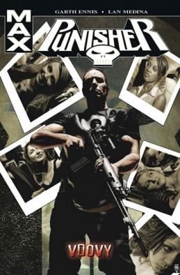 Punisher Max 8 - Vdovy - Ennis Garth