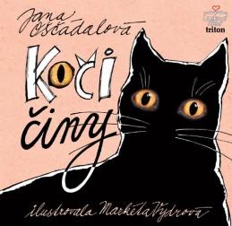 Kočičiny - Oščádalová Jana