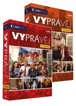 Vyprávěj - 4.řada - 16 DVD - neuveden