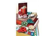 Vánoční dárkový set - Velká souprava na balení dárků